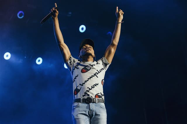 Chance The Rapper jugó de local en Chicago y confirmó su gran presente como estrella mundial del hip hop