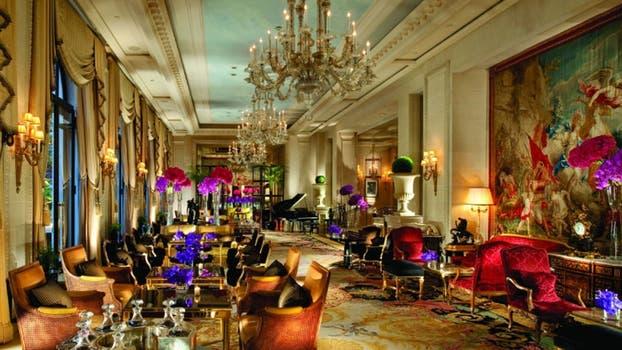 El restaurante la Galerie, una de las opciones gastronómicas. Foto: Four Seasons