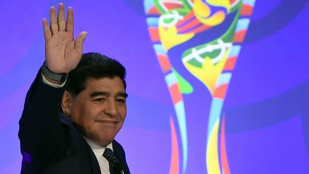 Maradona apuntó contra Tinelli y exigió su salida de la selección