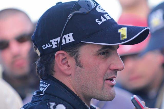 Emiliano Spataro volverá al Dakar luego de competir en el TC2000