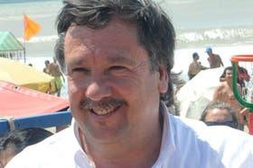 Jorge Rodríguez Erneta, intendente de Villa Gesell