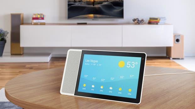 El Lenovo Smart Display estará disponible en dos tamaños: 8 y 10 pulgadas