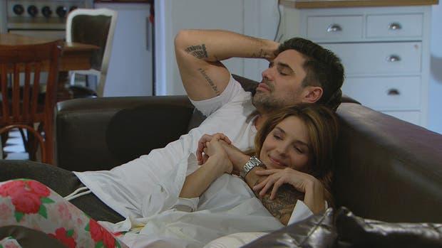 Lucía y Mariano, juntos de nuevo