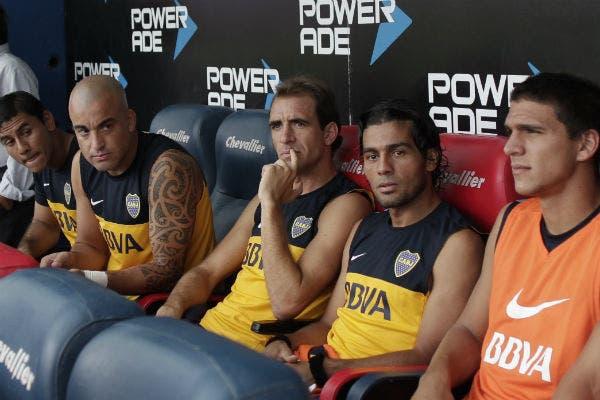 Silva, Erviti y Somoza, afuera