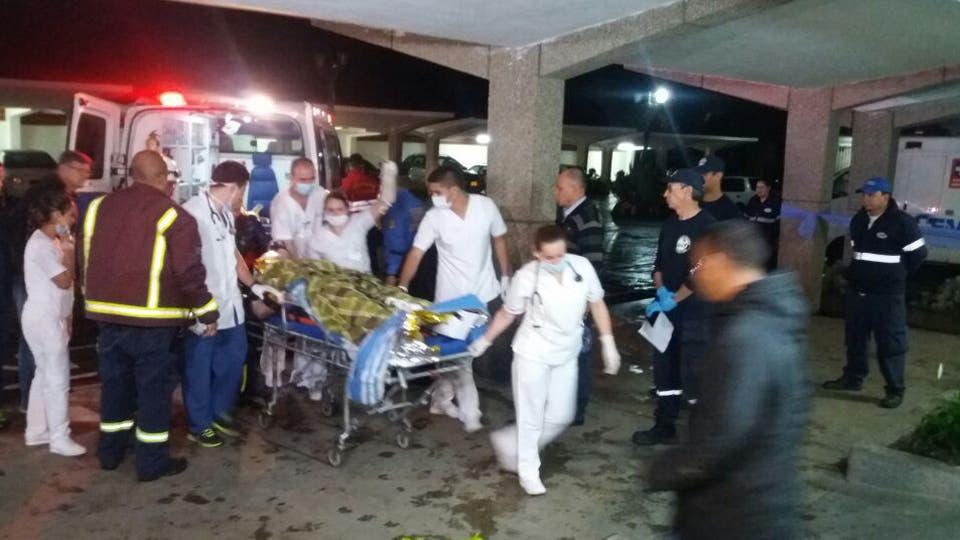 Cayó el avión donde viajaban jugadores de Chapecoense de Brasil y hay 76 muertos. Foto: Twitter @MiOriente