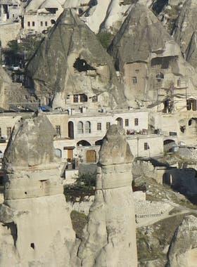 Bajo el Valle de Göreme, otro mundo para descubrir