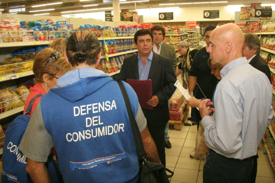 Precios Cuidados: el intendente de La Matanza fue a un súper y faltaba el 60% de los productos