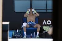 Abierto de Australia: el día que los jugadores estuvieron cerca del colapso por la temperatura extrema