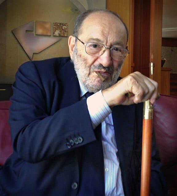 """Umberto Eco: """"Francisco es el papa del mundo de la globalización """""""