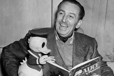 Walt Disney fundó The Walt Disney Company junto a su hermano Roy, el abuelo de Abigail