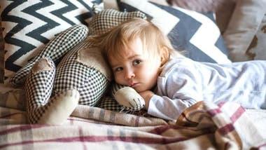 Muchos niños tienen una gran dificultad para conciliar el sueño
