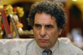 Eduardo Jozami, referente de Carta Abierta