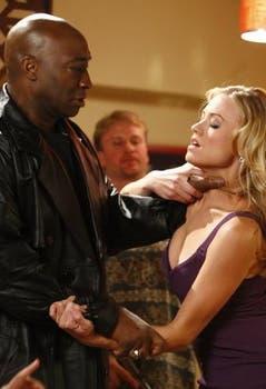 En Chuck, el artista actuó con Yvonne Strahovski. Foto: IMDb