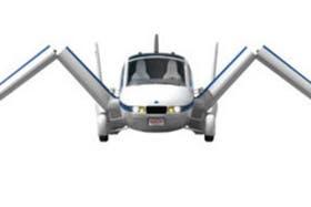 El Terrafugia Transition es un híbrido entre un carro y una avioneta