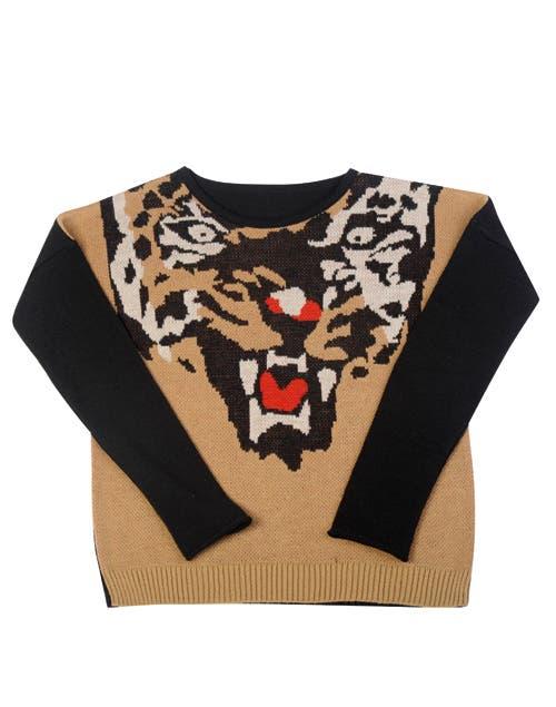 Sweater (Muaa, $400).