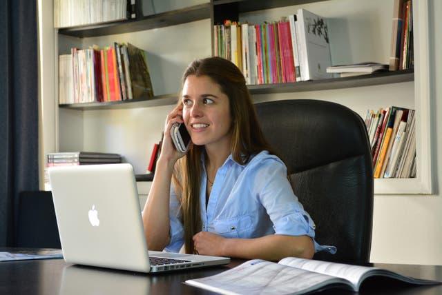 Carolina Tonnelier (29), gerente para América latina de Wines of Argentina, la cámara de bodegas
