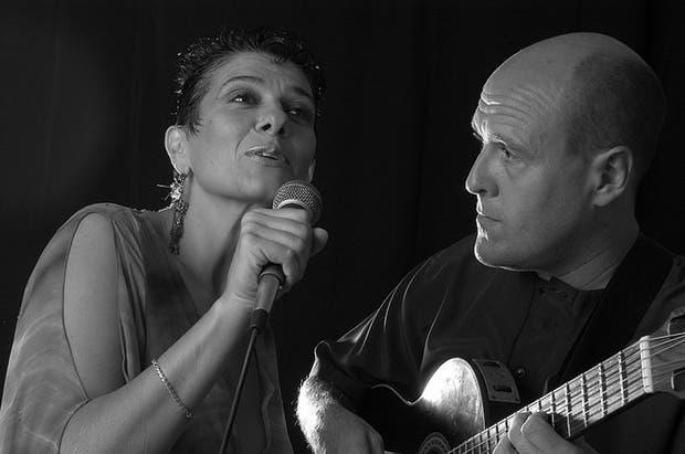 Voz y guitarra, Barone y González