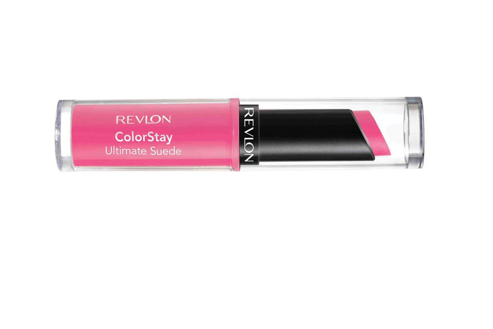 ColorStay Ultimate Suede Lipstic ($138, Revlon).