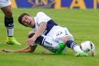 La grave lesión que sufrió un jugador de Gimnasia en Rosario