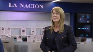 """Margarita Stolbizer:  """"Había una sociedad comercial explícita entre Báez y los Kirchner"""""""