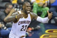 El partido de LeBron James: las mejores jugadas de la figura de Cleveland