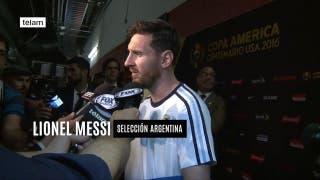 Messi se convirtió en el máximo goleador de la selección