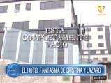"""El supuesto """"hotel fantasma"""" de Cristina Kirchner"""