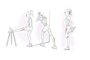 3 ejercicios para elongar antes de salir a patinar