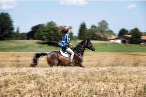 Las ventajas de hacer equitación