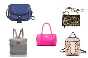 Carteras y mochilas para completar tu look