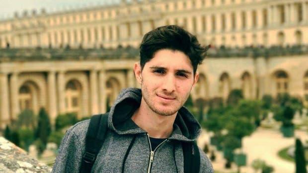 Salvador Moncayo Von Hase se ganó una beca para estudiar en la Universidad de Columbia