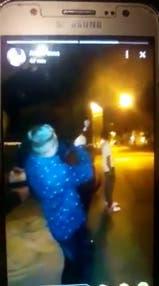Un narco de Rosario festejó fin de año con ráfagas de ametralladoras