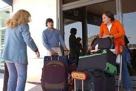 Hasta la rotura de un candado puede ser denunciada antes de salir del aeropuerto