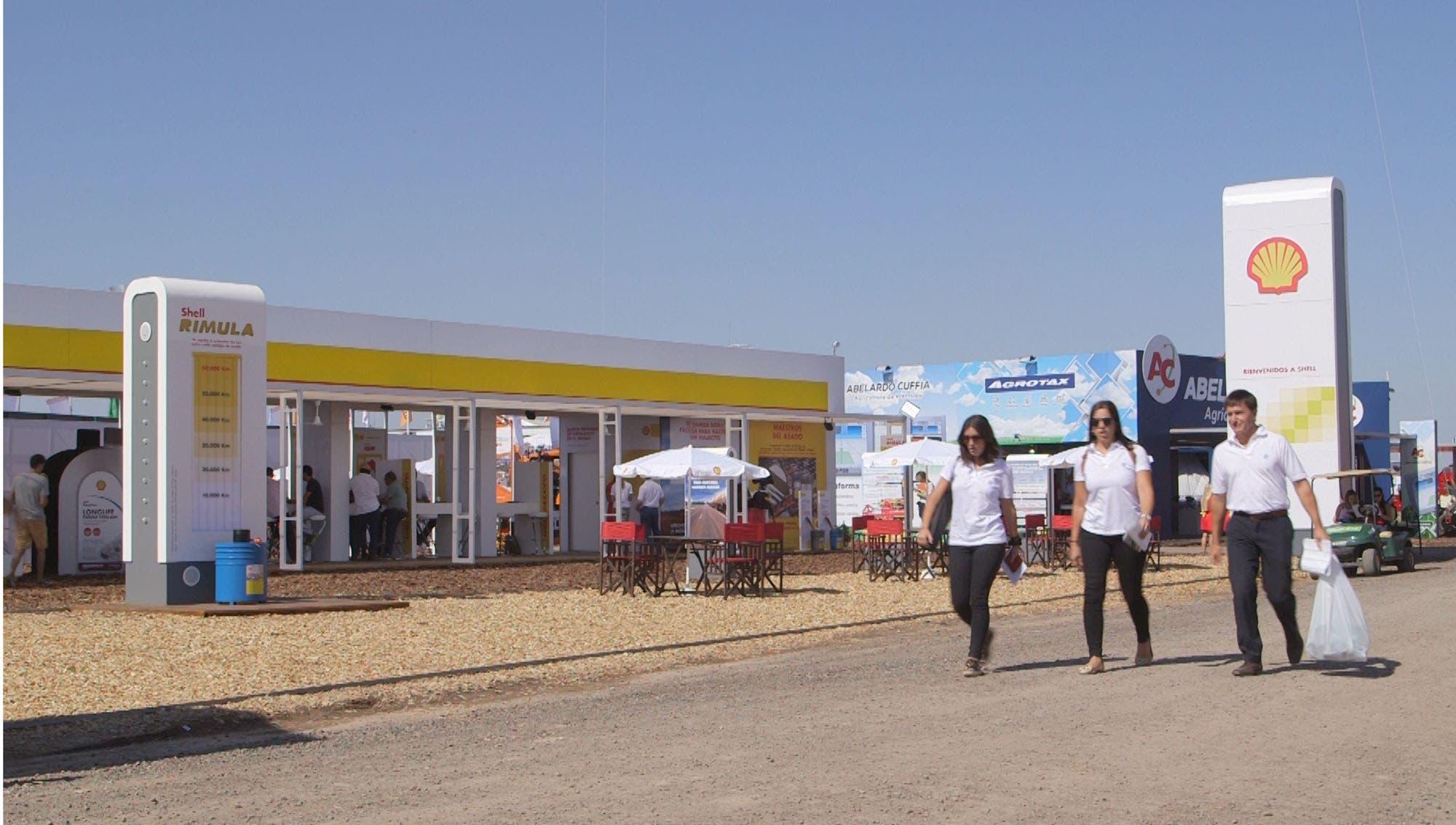 Expoagro Stands : Con promociones y lanzamientos shell está presente en expoagro