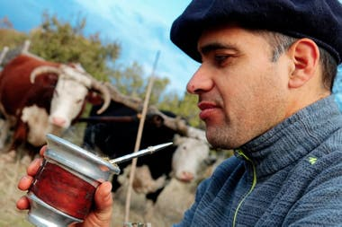 Lalo Ríos, el hombre de campo que un día empezó a correr y no paró