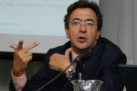 """""""El intangible más importante es la reputación corporativa, porque engloba a todos los demás"""", sostiene Villafañe"""