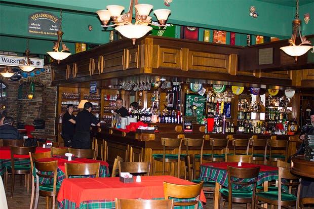 El menú se destaca por sus platos internacionales. Foto: Gentileza Agustina Ferreri