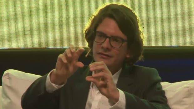 Mat Travizano, CEO de Grandata y Wibson