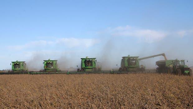 Por mayores costos y baja de precios, subió la participación del Estado en la renta agrícola