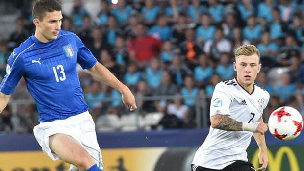 La victoria de Italia 1-0 sobre Alemania eliminó a Eslovaquia