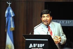 Ricardo Echegaray, titular de la AFIP, evitó referise a la escalada del dólar informal