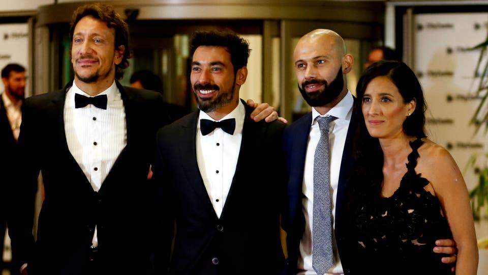 Las mejores imágenes del casamiento. Foto: Reuters / Marcos Brindicci
