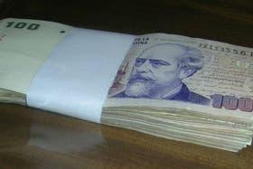 Los nuevos billetes de la ex Ciccone presentan varias diferencias con los impresos por la Casa de la Moneda