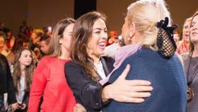 Elisa Carrió pidió excluir a Joanna Picetti de la lista