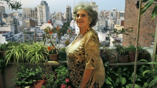 Gisela Brunnehild, 92 años