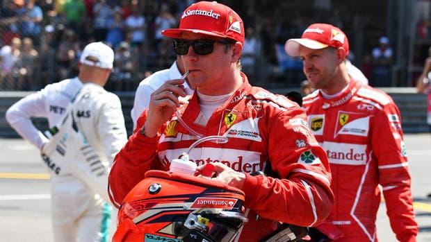 Las Ferrari dominaron la clasificación en Mónaco