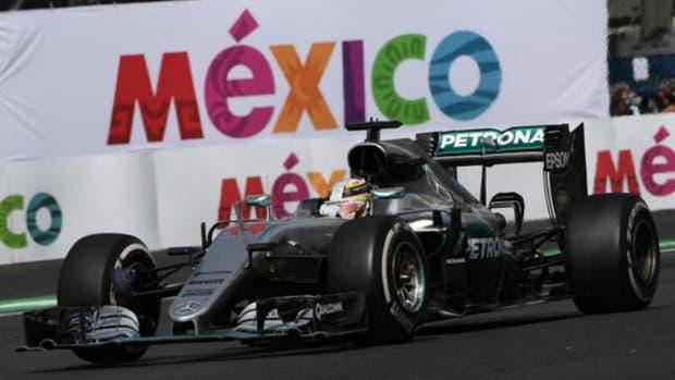 Lewis Hamilton buscará coronarse en México
