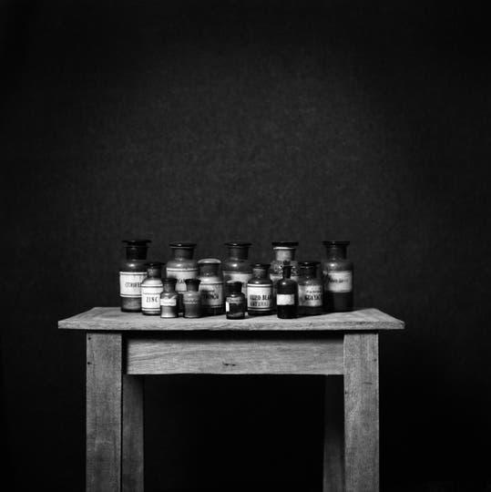 """""""El final (cianuro)"""" (2008), de Milagros de la Torre."""