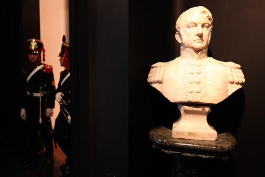 También se encuentra allí el Museo del Regimiento, abierto al público todos los días. Foto: LA NACION / Guadalupe Aizaga