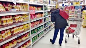 Las                    personas ahora tienden a hacer compras más pequeñas